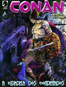 Conan Especial em Cores - A Cidadela dos Condenados