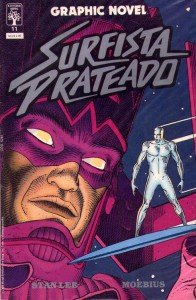 Graphic Novel # 11 - Surfista Prateado