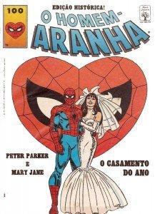 Homem-Aranha # 100