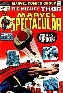 Marvel Spectacular # 12