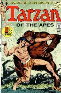 Tarzan of the Apes # 1