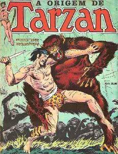 A Origem de Tarzan