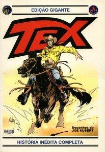 Tex Gigante # 9 - O Cavaleiro Solitário
