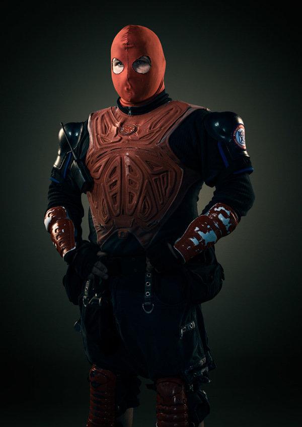 The Vigilante Spider