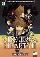 Kingdom Hearts II # 2