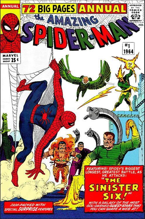 The Amazing Spider-Man Annual # 1