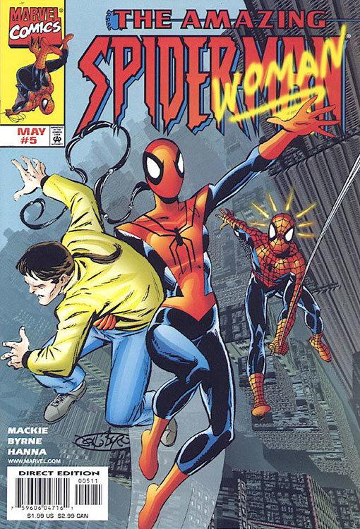 The Amazing Spider-Man # 5 – Volume 2