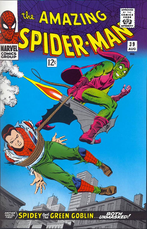 The Amazing Spider-Man # 39