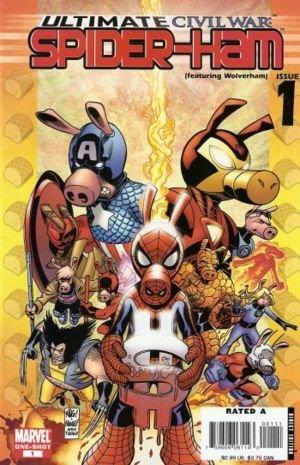 Civil War - Spider-Ham