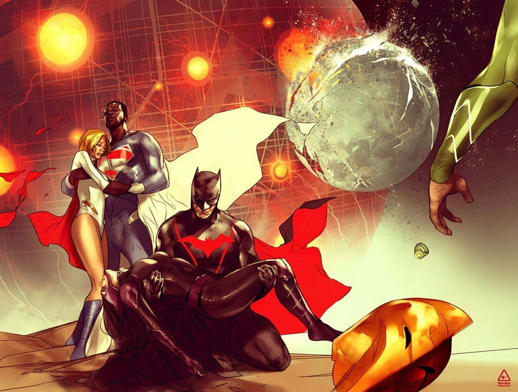 Earth 2 – World's End