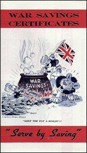 War Saving Certificates
