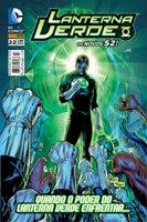 Lanterna Verde # 22