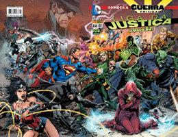 Liga da Justiça # 22