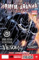 A Teia do Homem-Aranha Superior # 1