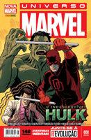 Universo Marvel # 8
