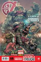 Os Vingadores # 7