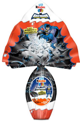 Ovo de Páscoa do Batman
