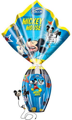 Ovo de Páscoa do Mickey Mouse