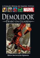 A Coleção Oficial de Graphic Novels Marvel # 17 - Demolidor - Diabo da Guarda