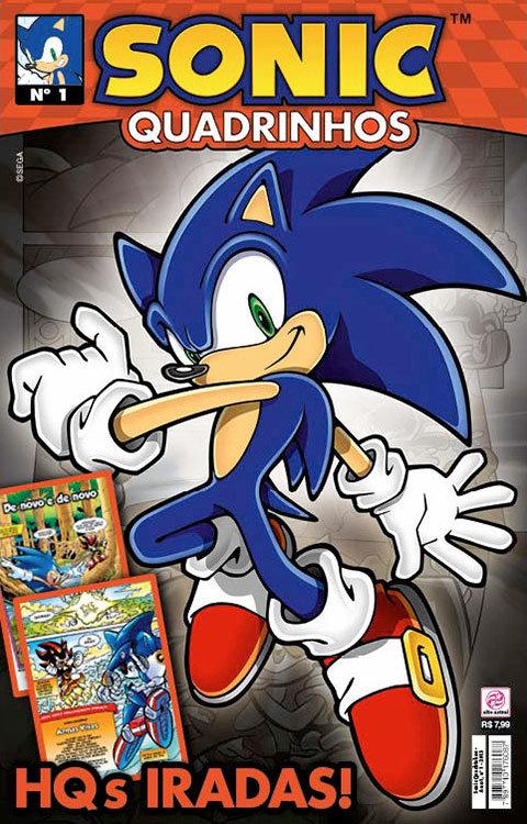 Sonic Quadrinhos