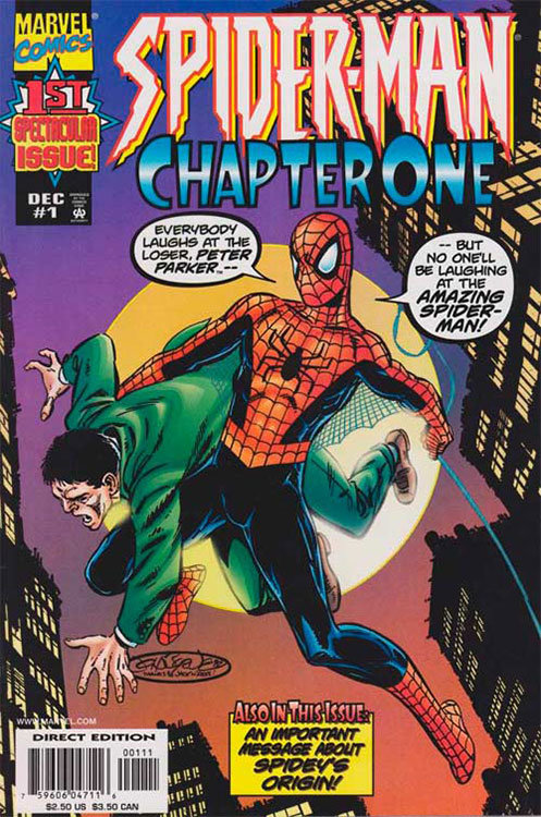 Spider-Man - Chapter One # 1