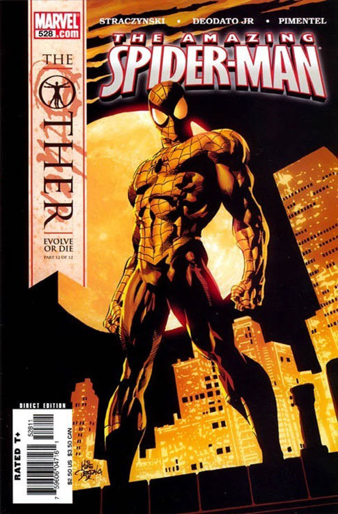 The Amazing Spider-Man # 528 - The Other