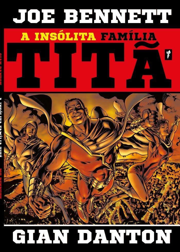 A Insólita Família Titã