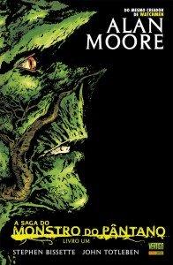 A saga do Monstro do Pântano – Livro um