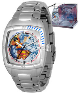 Relógio do Superman