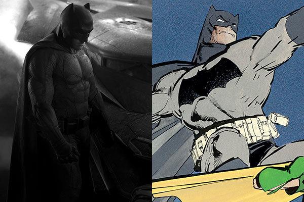 Batman tem um copo mais parrudo