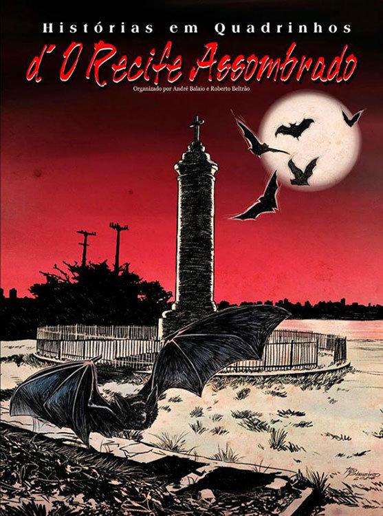 Histórias em Quadrinhos d'O Recife Assombrado