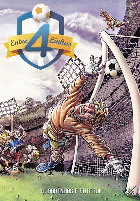 Entre 4 Linhas - Quadrinhos e Futebol