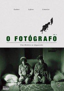 O Fotógrafo – Uma história no Afeganistão – Volume 3