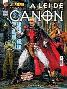 Juiz Dredd Apresenta – A lei de Canon