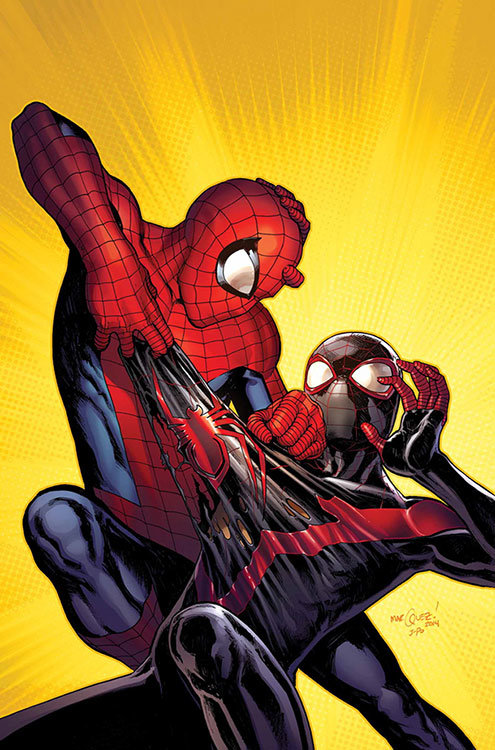Miles Morales – The Ultimate Spider-Man