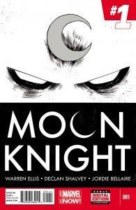 Moon Knight # 1