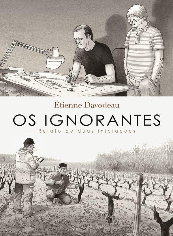 Os Ignorantes, de Étienne Davodeau