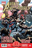 Avante, Vingadores! # 8
