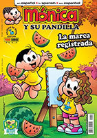 Mónica y Su Pandilla # 54