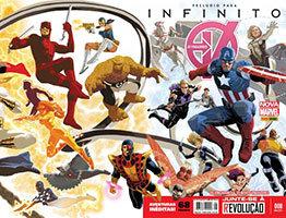 Os Vingadores # 8