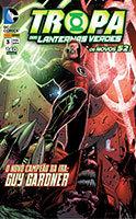 Tropa dos Lanternas Verdes # 3