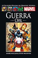 A Coleção Oficial de Graphic Novels Marvel # 19 - Guerra Civil