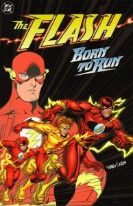 The Flash – Born to run