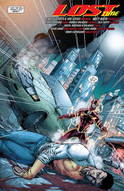 The Flash # 30