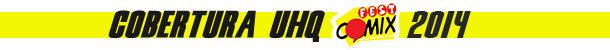 Cobertura UHQ - Fest Comix 2014