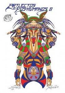 Artlectos e Pós-humanos # 8