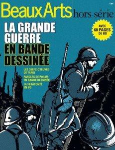 Beaux Arts - La Grande Guerre en Bande Dessinée