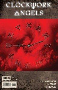 Clockwork Angels # 1