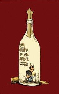 Uma história em cada garrafa