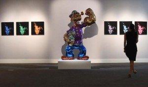 Popeye, de Jeff Koons
